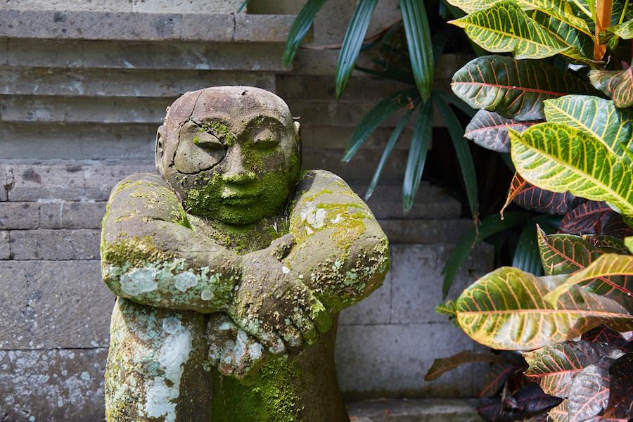 Balinese Garden Statue