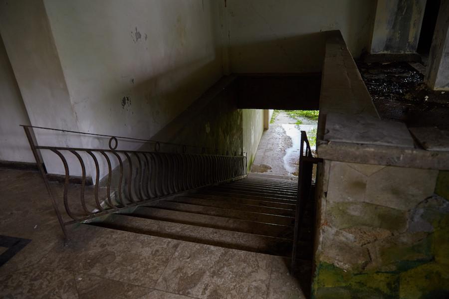 Bedugul Abandoned Hotel
