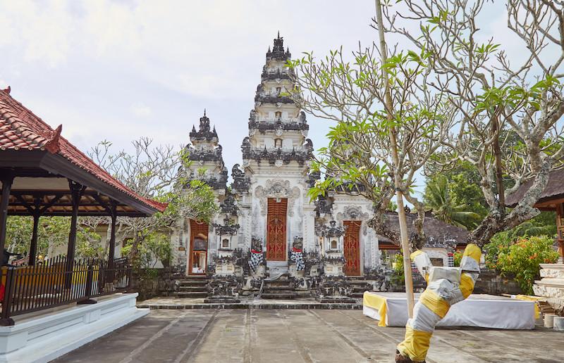 Nusa Penida Temple