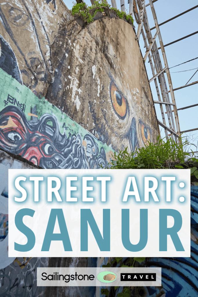 Street Art: Sanur
