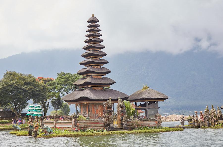 Balinese Temples Meru