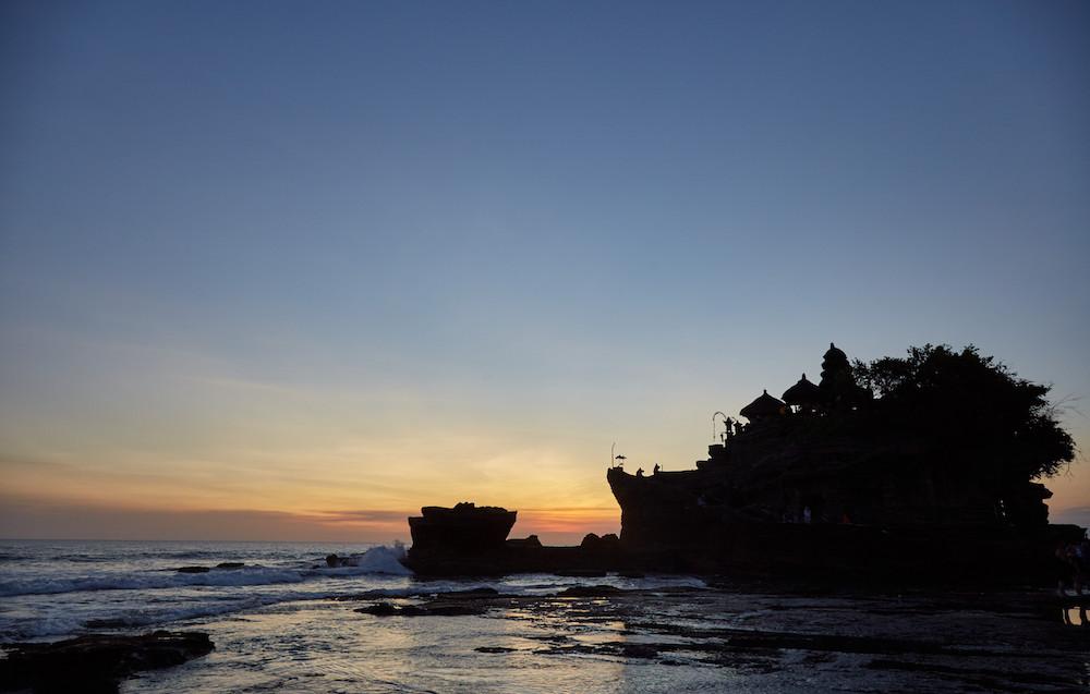 Tanah Lot Sunset Bali