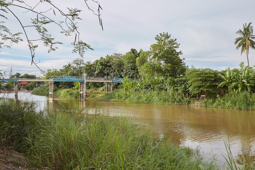 Lampang Wang River