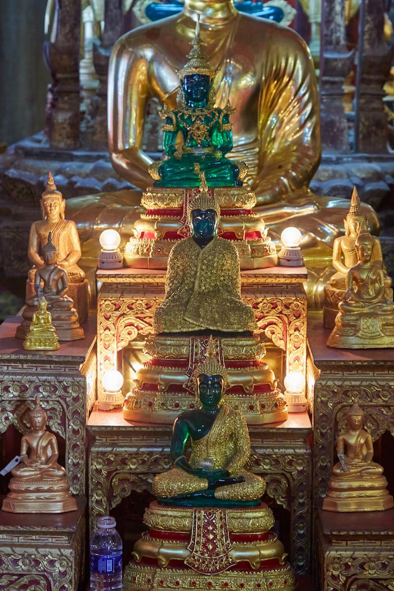 Wat Mai Emerald Buddha