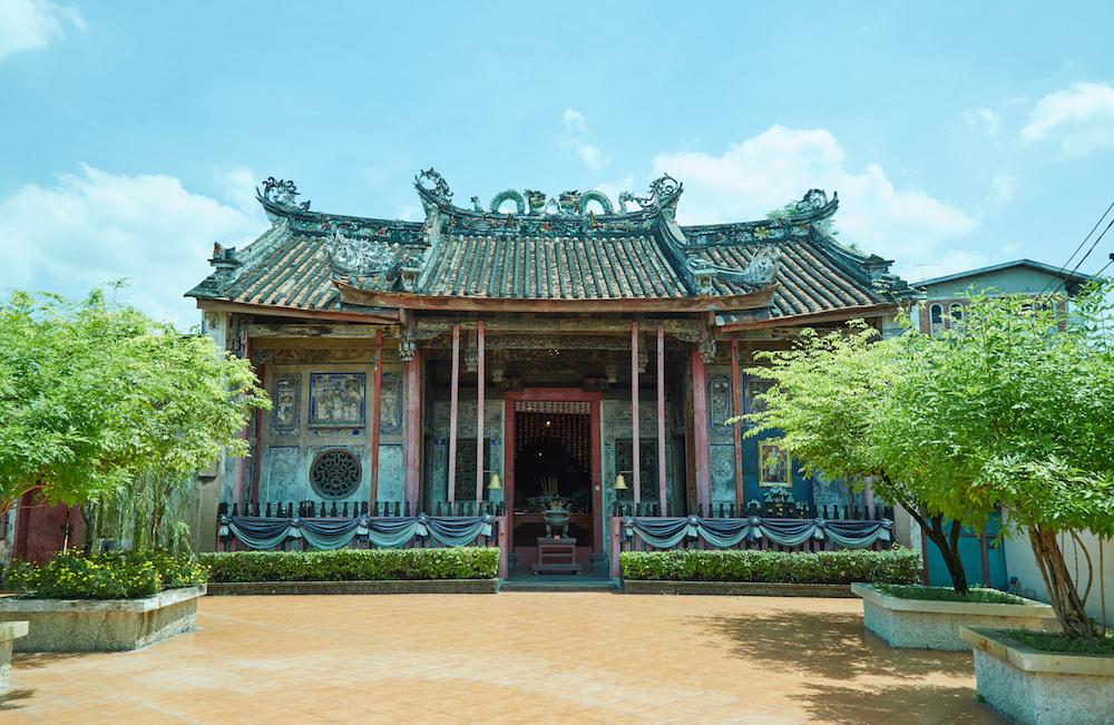 Kuan Yin Shrine 1