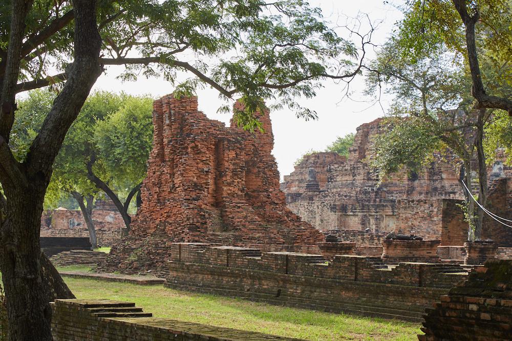 Park Ruins Ayutthaya