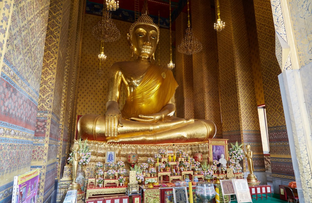 Wat Kalayanamitr Golden Buddha