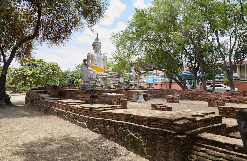 Wat Wora Pho Ayutthaya