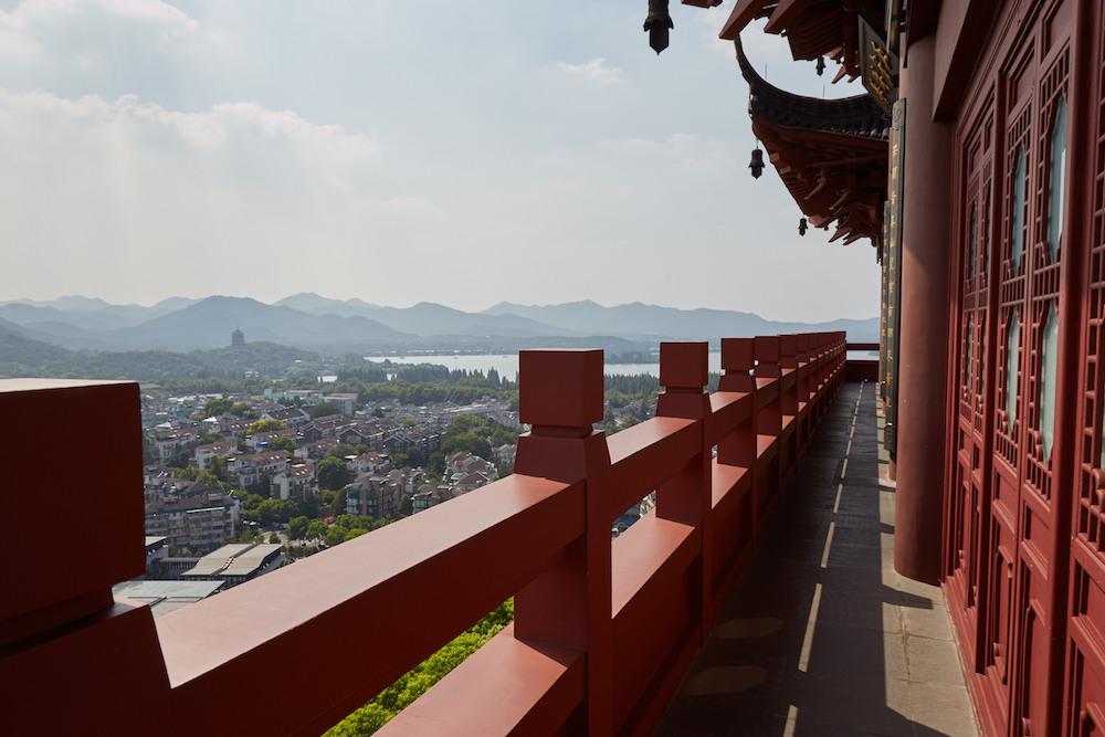 City God Pavilion View