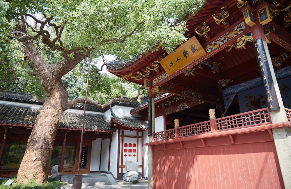 Dongyue Temple Hangzhou