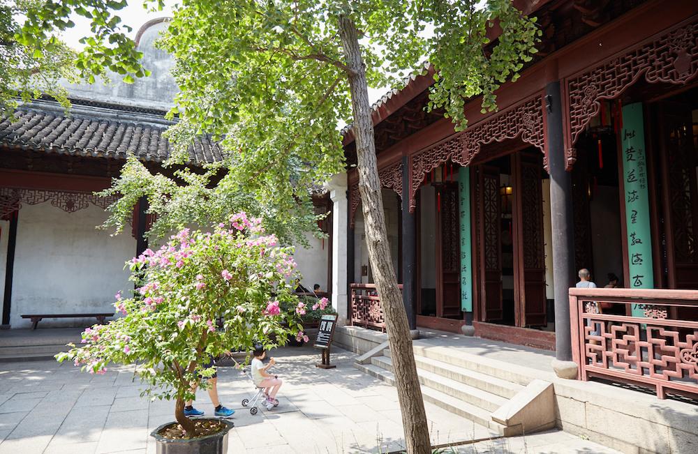 Lion's Grove Garden Suzhou