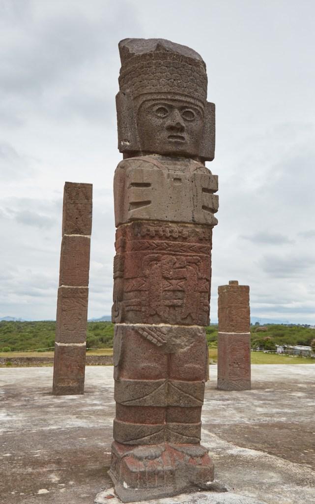 Atlantes Statue