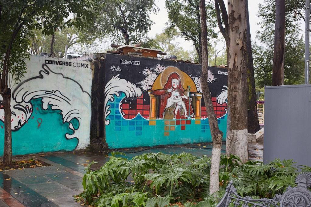 HidroARTE Roma Mexico City