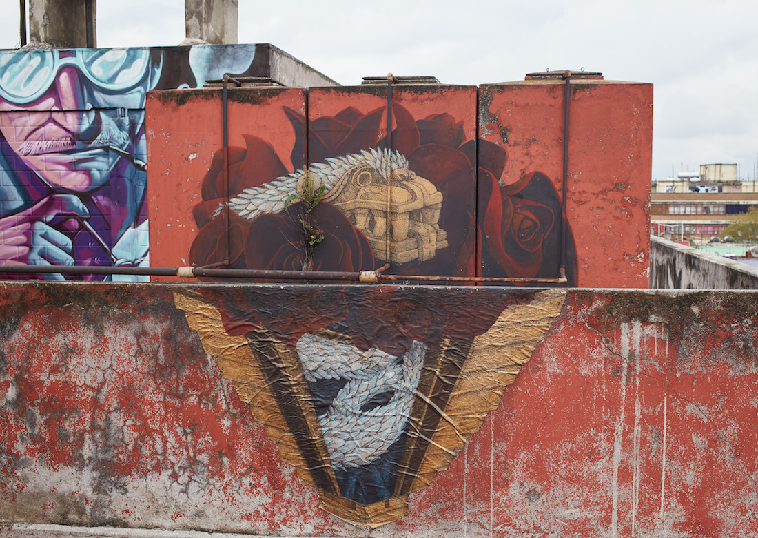 Museo del Juguete Antiguo Mural