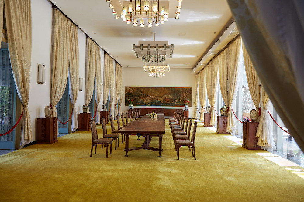 Reunification Palace Banquet Room