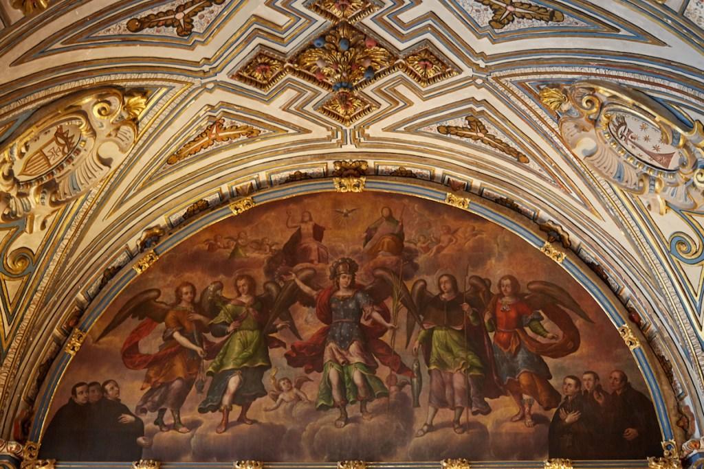 Museo Nacional del Virreinato Domestic Chapel