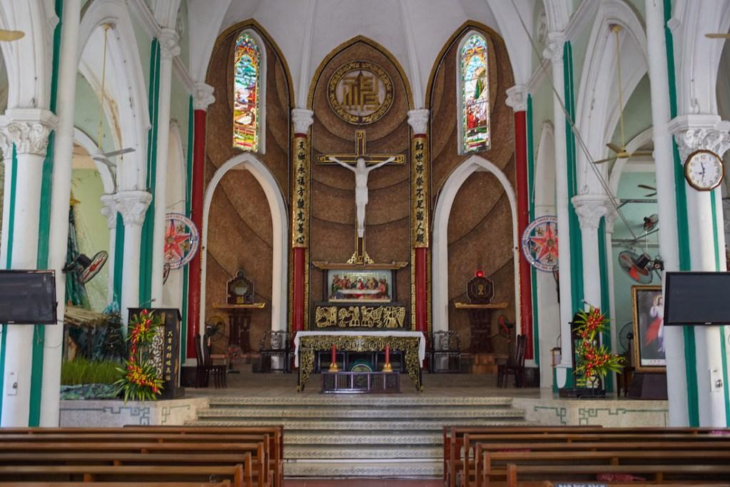 St. Francis Xavier Parish Church Ho Chi Minh City
