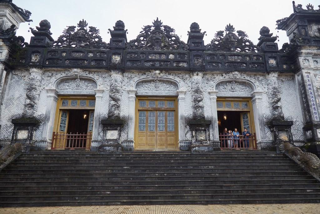 Khai Dinh Thien Dinh Palace