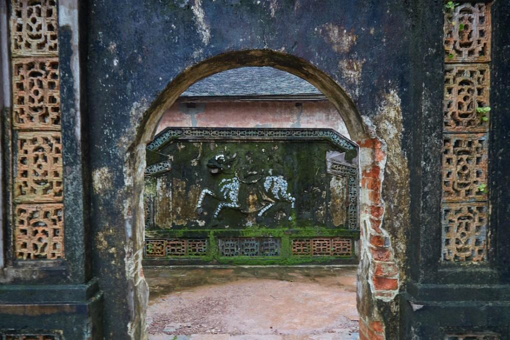 Tu Duc Tomb Mosaic
