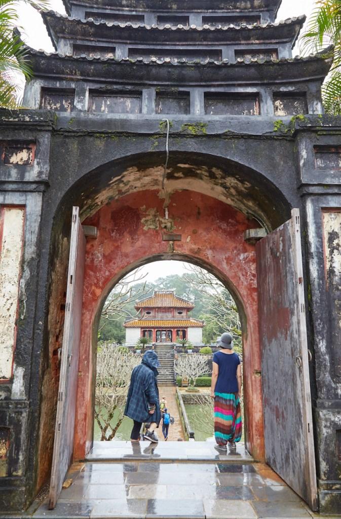 Minh Mang Gate