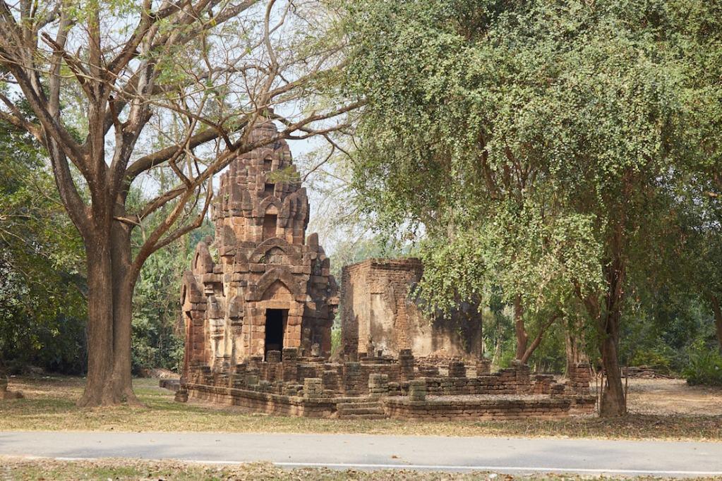 Khmer Prasat Si Satchanalai