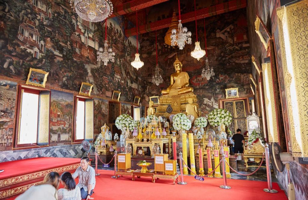 Wat Arun Ubosot