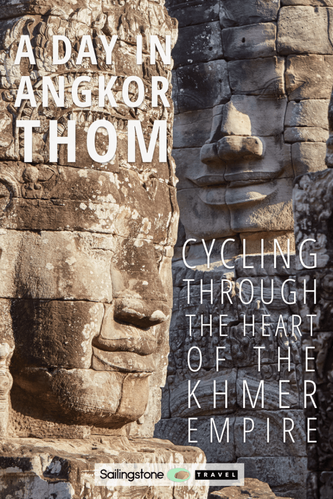 A Day in Angkor Thom: Cycling Through the Heart of the Khmer Empire
