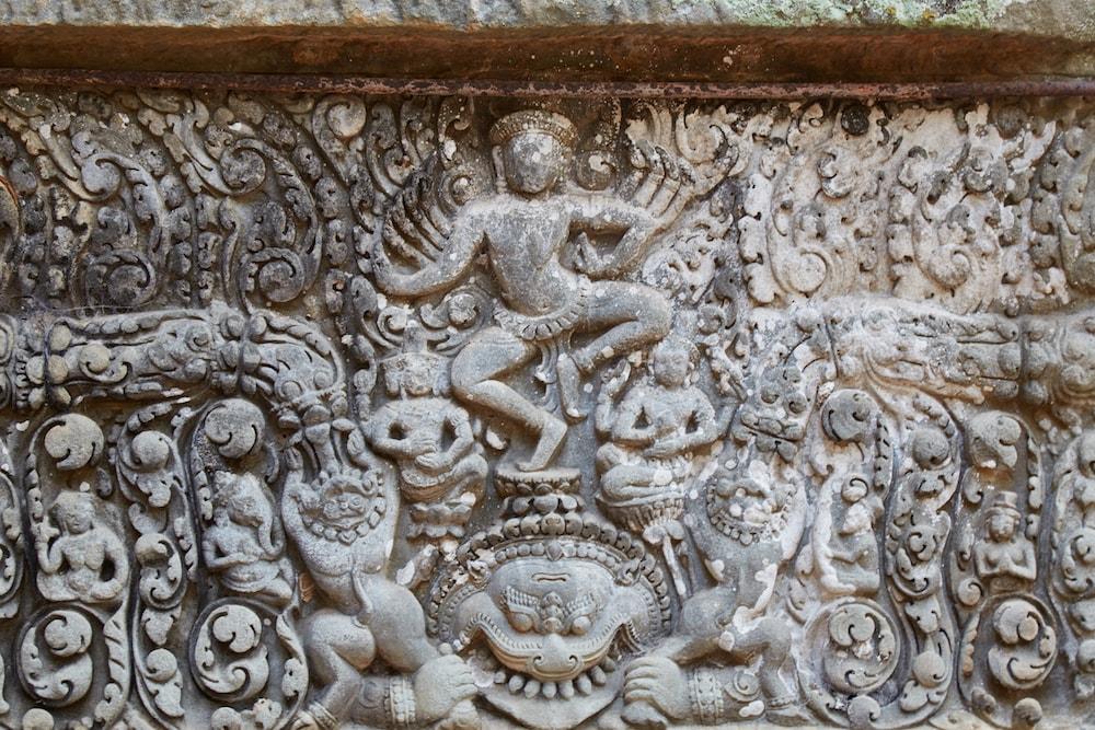 Preah Pitu U