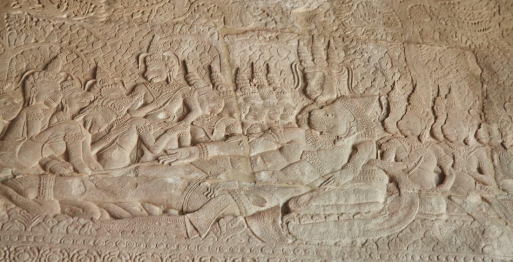 Ramayana Angkor Wat