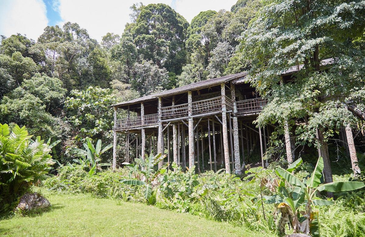 Sarawak Cultural Village Orang Ulu