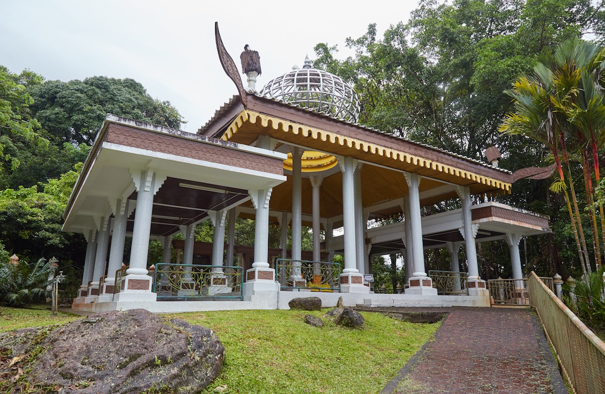 Tomb of Sultan Tengah