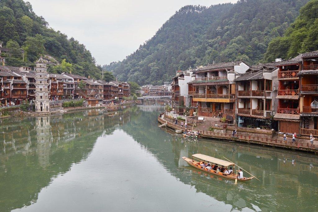 Fenghuang Tuojiang River