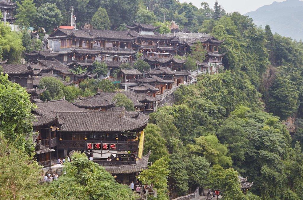 Furong Town Tusi Palace