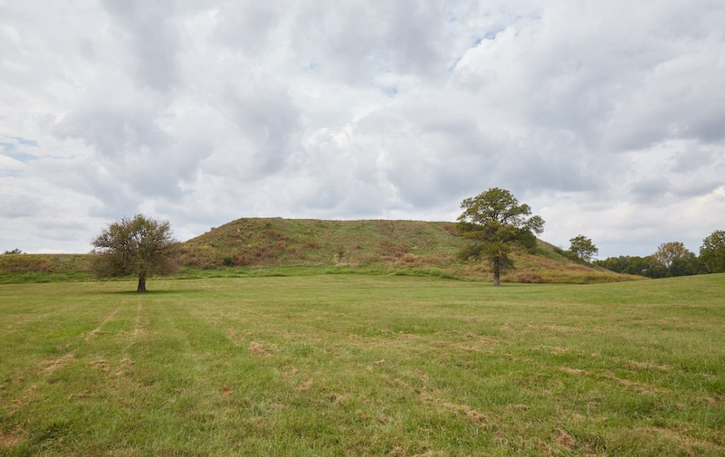 Cahokia Monks Mound