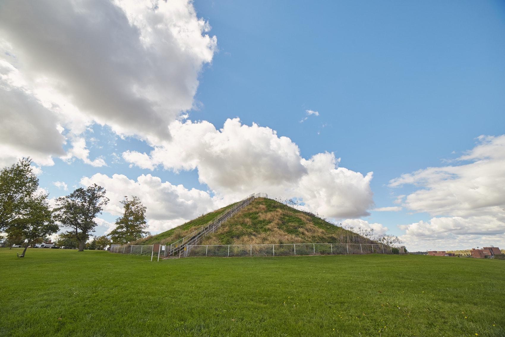 Miamisburg Mound Ohio