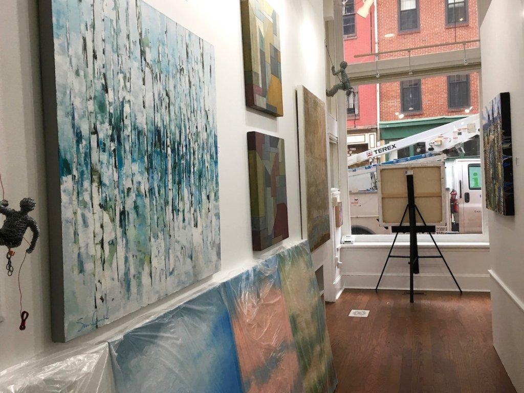 Philadelphia Art Spaces Artjaz Gallery