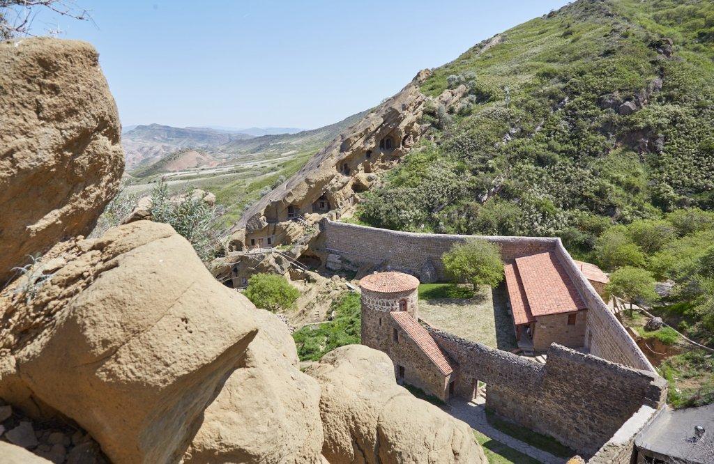 David Gareja Cave Monastery