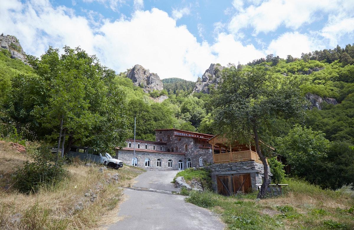 Chulevi Monastery Akhaltsikhe