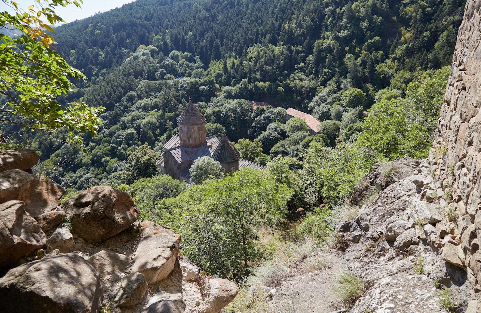 Sapara Monastery Akhaltsikhe