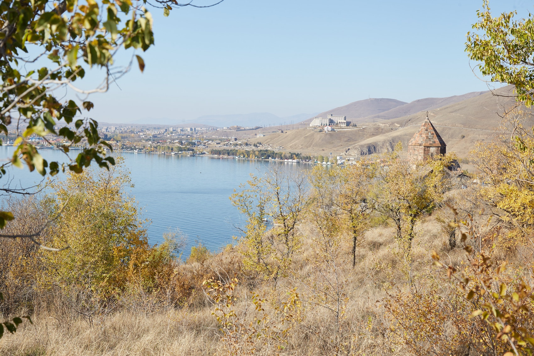 Lake Sevan Armenia