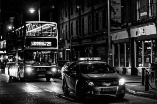 Public Transport on Aston Quay