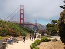 Golden Gate Bridge, San Franscisco. Photo Ray penson