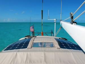 Windtraveler Solar Panels