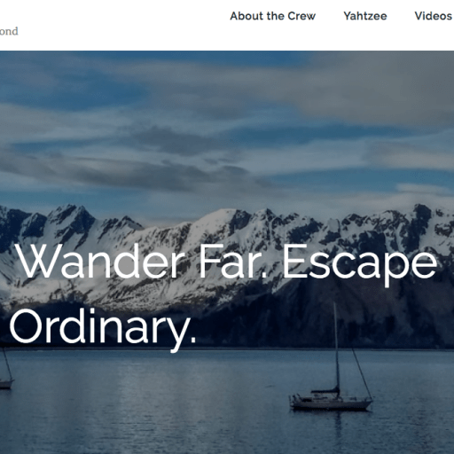 Rolling With Yahtzee – Our family adventures cruising Alaska