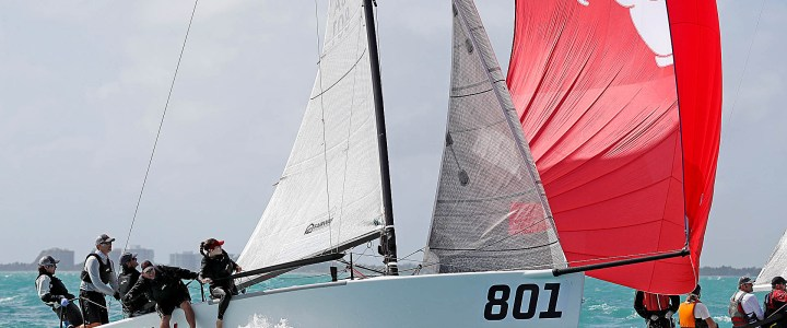 Pacific Northwest Racers Romp at Melges 24 Worlds