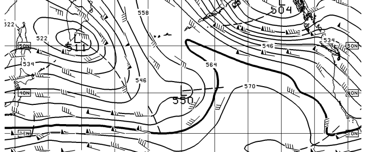 Bruce's Brief: Pacific Northwest Marine Weather Weekend for February 25-26