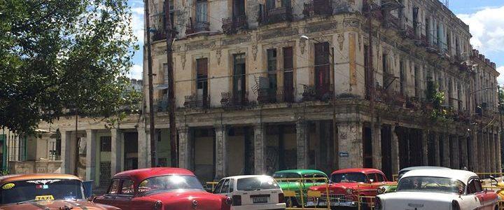 David Brink Races to Havana