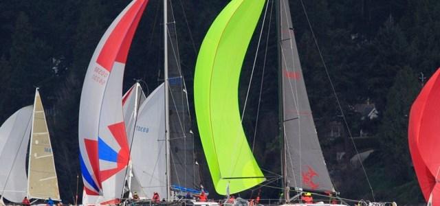 Southern Straits Race Wrap