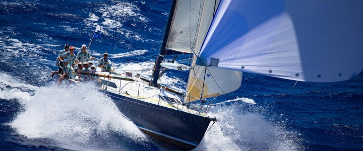 """Got That Out of the Way."" Carl Buchan and the Transpac"
