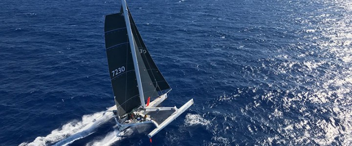 Transpac Updates – First Tri In, PNW Boats On Track